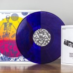 Bat Manors – Literally Weird // Limited to 300 Translucent Purple Vinyl LP (150g) w/ Hand Screen Printed Art
